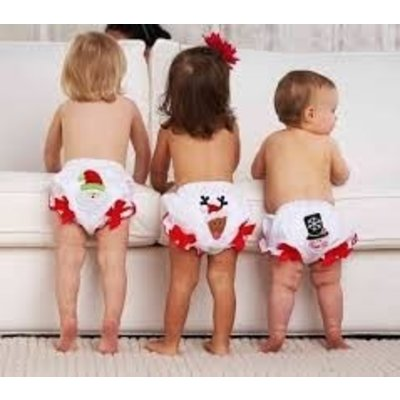 Mud Pie NORTH POLE BLOOMERS