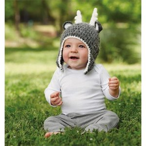 Mud Pie CABLE KNIT HAT