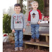 Mud Pie ALPINE VILLAGE SWEATSHIRT