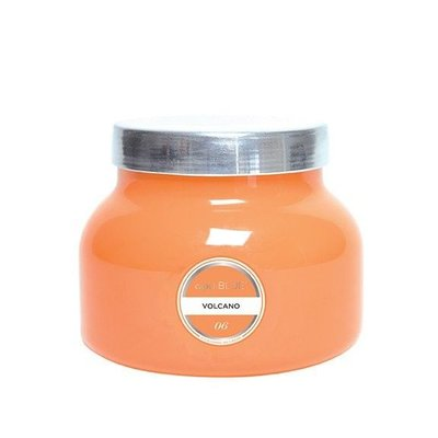 DPM FRAGRANCE Orange Jar- Volcano
