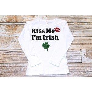 "Lincoln&Lexi ""Kiss Me I Am Irish"""