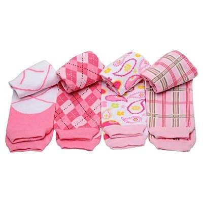 juDanzy Leg warmer.preppy girl 4pk.reg