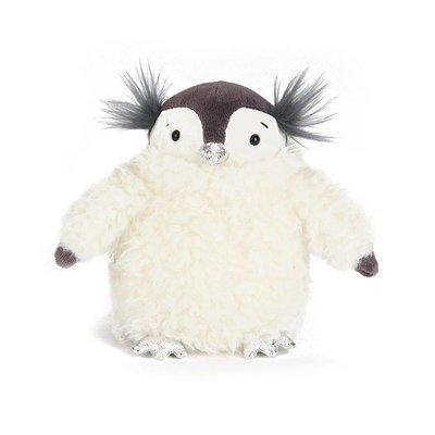 "Jelly Cat Tinsel Penguin 6"""
