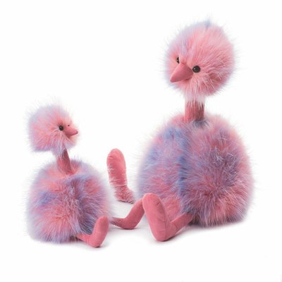 JellyCat Cotton Candy Pom Pom Large 21""