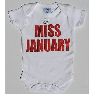 MISS JANUARY.SS.3-6M