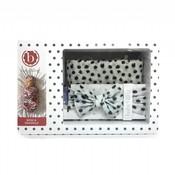 Baby Bling Swaddle Set (Dalmatian)