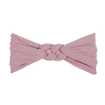 Baby Bling Sailor Knot (Mauve Dot)