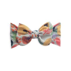 Baby Bling Printed Knot (Fall Floral)