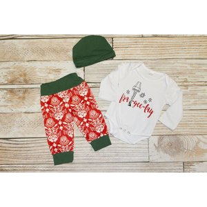 Lincoln&Lexi Fra-gee-lay 3 Piece Set