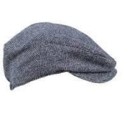 juDanzy Tweed Cabbie Hats