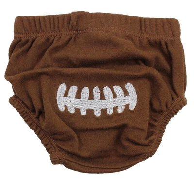 juDanzy FOOTBALL DIAPER COVER