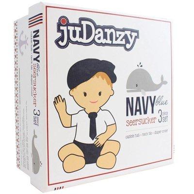 juDanzy Seersucker 3-piece Set