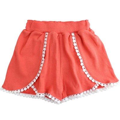 juDanzy Pom Pom Coachella Shorts