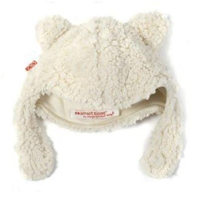 Magnificent Baby Smart Little Bears Cream Fleece