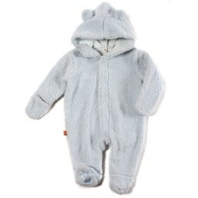 Magnificent Baby Smart Little Bears Blue Sorbet Fleece