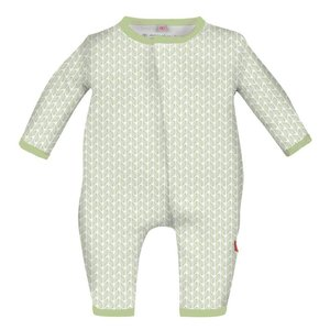 Magnificent Baby Cable Leaf Modal Coverall