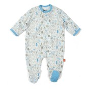 Magnificent Baby Into the Woods Modal Magnetic Footie
