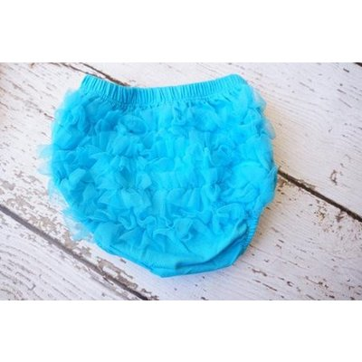 Aqua Diaper Cover