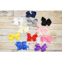 "Lincoln&Lexi 8"" Cheer Bow"