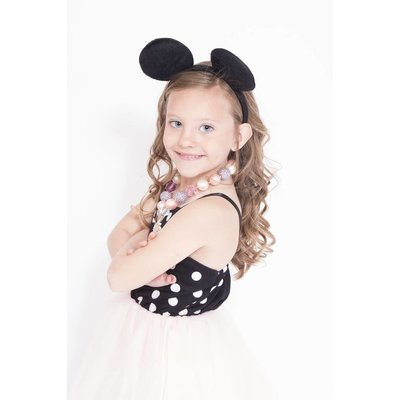 Lincoln&Lexi The Minnie Mouse Princess Dress