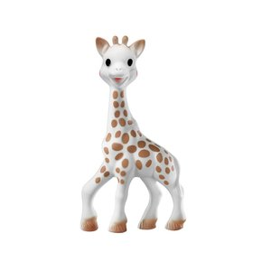 Calisson Inc. Sophie the giraffe in So'pure box