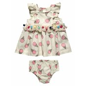 Peas and Queues Isla - Baby Dress