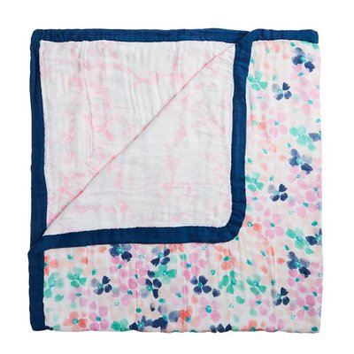 aden+anais festival - mosaic silky soft dream blanket
