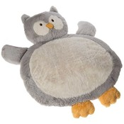 MARY MEYER Grey Owl Baby Mat