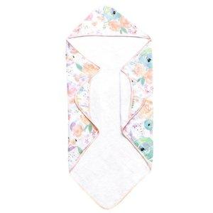 Copper Pearl Muslin Hooded Towel - Bloom