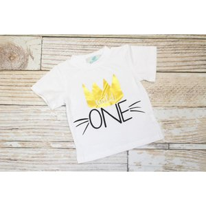 Lincoln&Lexi Wild One Birthday Tee
