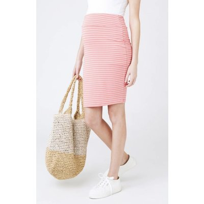 Ripe Maternity Mia Stripe Skirt