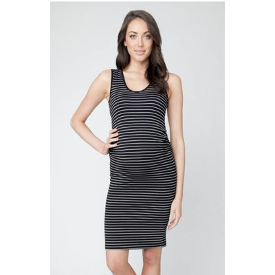 Ripe Maternity Mia Stripe Tank Dress
