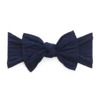 Baby Bling Knot (navy)