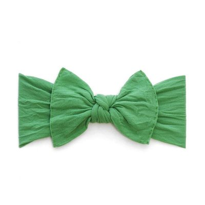 Baby Bling Knot (Shamrock Green)