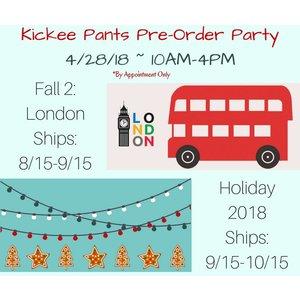Kickee Pants Fall 2 & Holiday Pre Order
