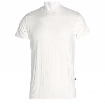 Kickee Pants Men's Basic Short Sleeve Tee (Natural)