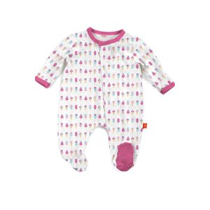 Magnificent Baby Ice Cream Modal Magnetic Footie