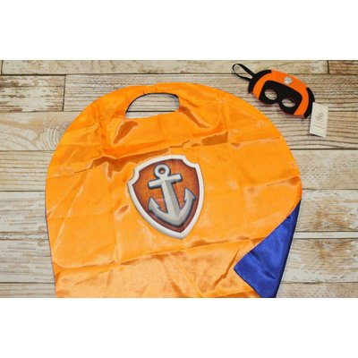 Lincoln&Lexi Superhero Cape & Mask Set- Paw Patrol