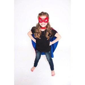 Lincoln&Lexi Superhero Cape & Masks- Wonder Woman