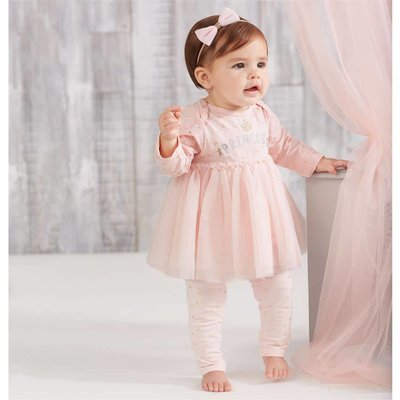 Mud Pie PRINCESS PANT SET