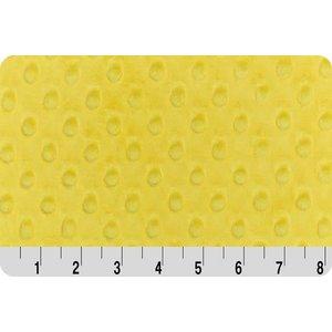 Lincoln&Lexi Bright Yellow Minky Dot
