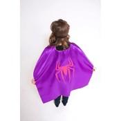 Lincoln&Lexi Superhero Cape-Spider Girl