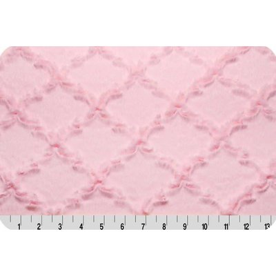 Lincoln&Lexi Light Pink Lattice