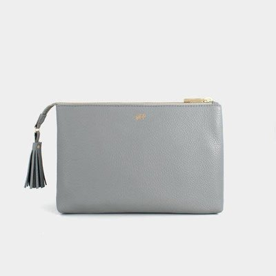 Freshly Picked Stone Zip Pouch