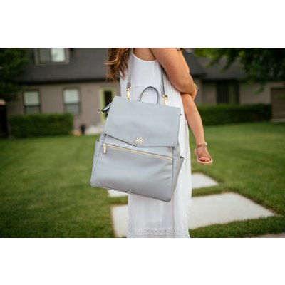 Freshly Picked Stone Diaper Bag | Pre-Order