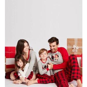 Hatley Walk on the Wild Side Kids' Pajama Set