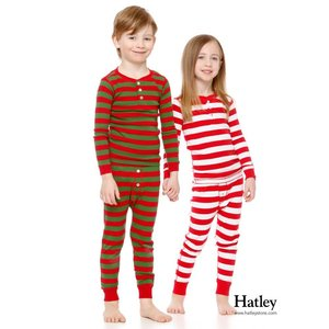 Hatley Striped Pajamas