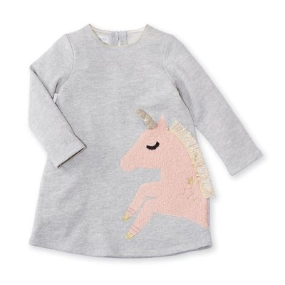 Mud Pie Pre Order- Sparkle Unicorn Dress
