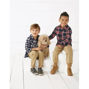 Mud Pie Pre Order- Flannel Button-Downs