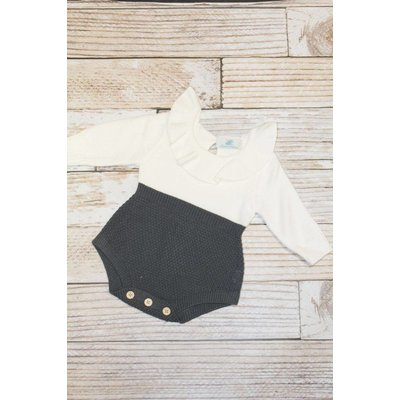 "Lincoln&Lexi The ""Dylan"" Sweater Romper"